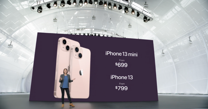 Prices for new iPhones, iPads and Apple Watches are mostly unchanged.