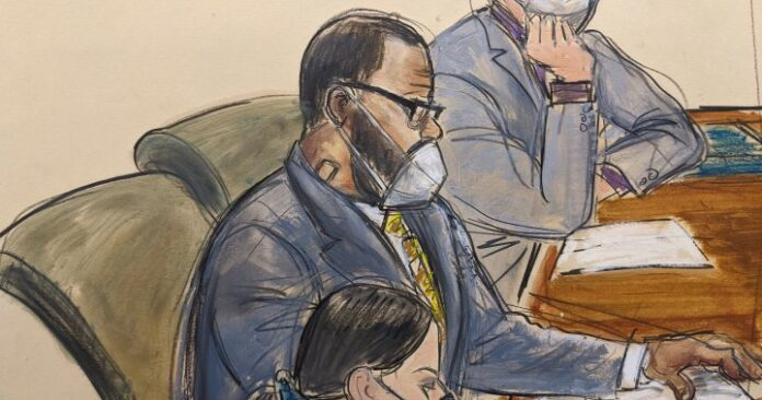 R. Kelly refuses to testify as his sex trafficking trial winds down - National   Globalnews.ca