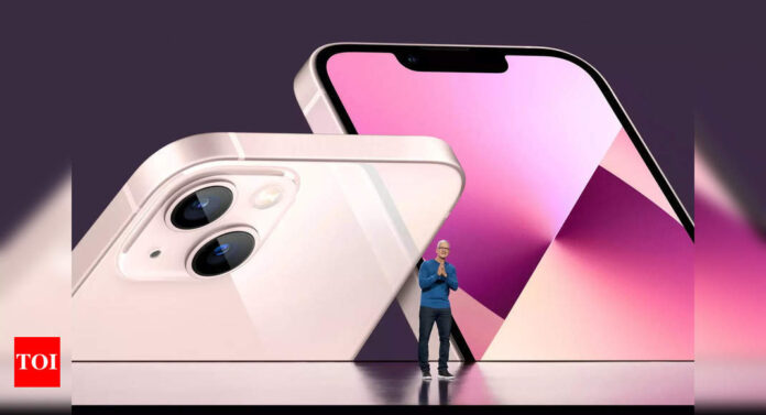 iphone:  Here's why the cost of buying iPhone 13 series models may be more for some buyers - Times of India