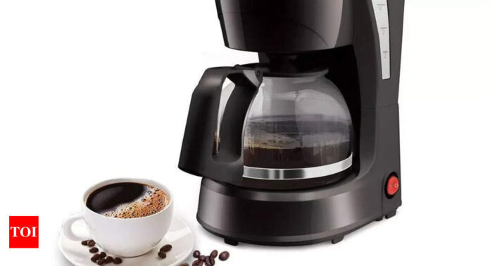 Amazon sale: Coffee makers under Rs 2500 available at maximum discounts - Times of India
