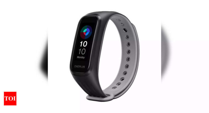 Amazon sale: Fitness bands with long battery life available at up to 50% discount - Times of India
