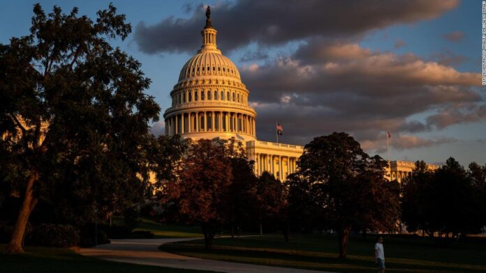 CNN Poll: Most Democrats favor a bigger bill on social safety net and climate