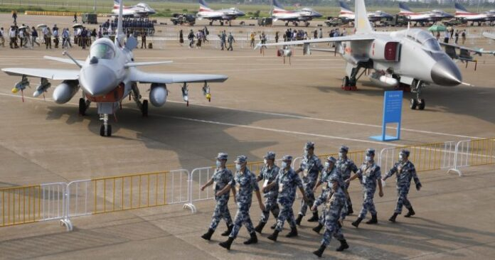 China calls increased military exercises near Taiwan a 'just' move to protect peace - National | Globalnews.ca