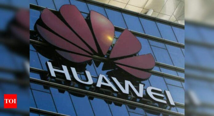 Huawei set to launch Huawei Watch Fit in India, this is how much it may cost - Times of India