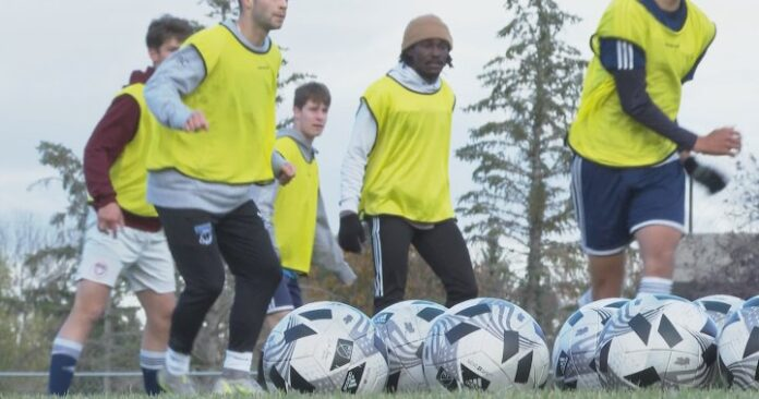 Kodiaks confident with high expectations entering ACAC soccer playoffs - Lethbridge   Globalnews.ca