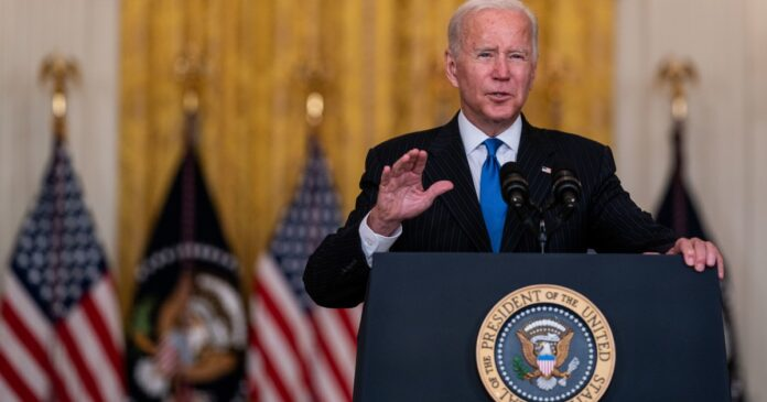 News Analysis: Ahead of holidays, Biden tries to untangle supply chain mess
