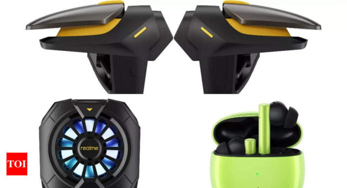 Realme launches new Bluetooth speaker and gaming accessories in India: All details - Times of India