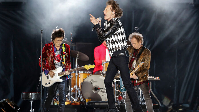 Rolling Stones retire classic song 'Brown Sugar' following backlash