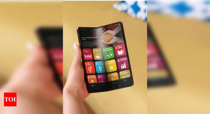 Samsung and UNDP update Global Goals app for India - Times of India