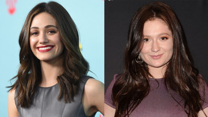 'Shameless' star Emmy Rossum made co-star Emma Kenney 'anxious' on set, actress claims