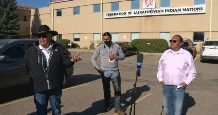 Would-be candidates deemed ineligible for Federation of Sovereign Indigenous Nations election  | Globalnews.ca