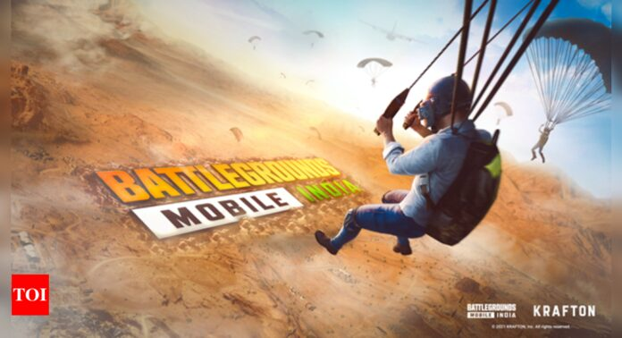 bgmi:  BGMI October update to bring new game modes, Payload 2.0 and more - Times of India